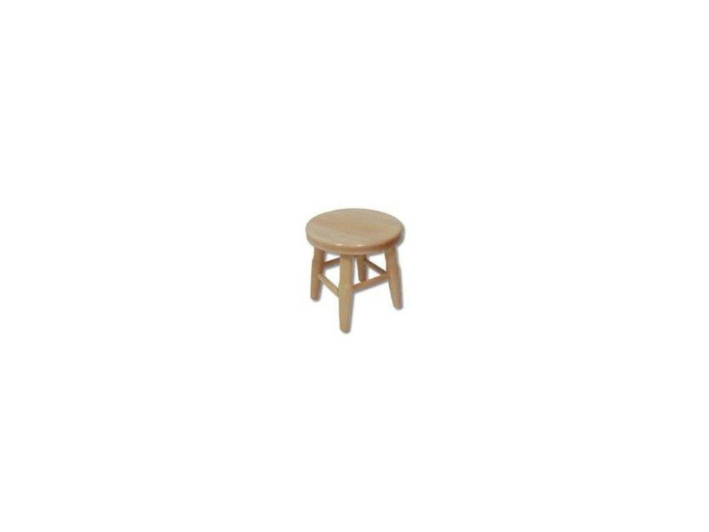 Drevená stolička BM246 buk