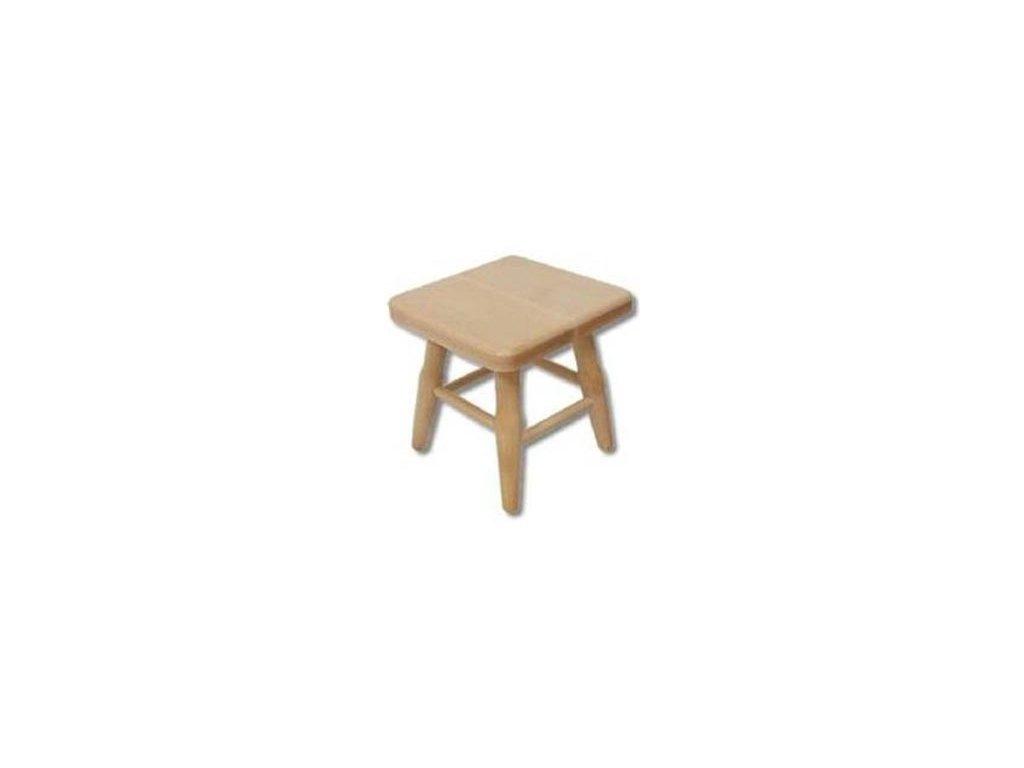 Drevená stolička BM247 buk