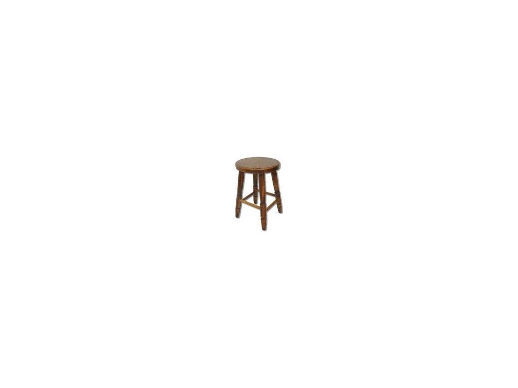 Drevená stolička BM244 buk