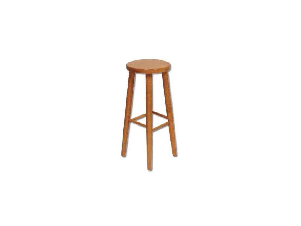 Drevená stolička BM241 buk
