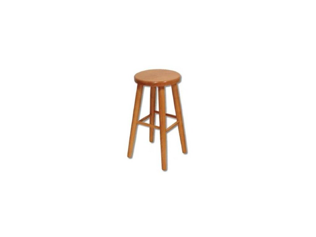 Drevená stolička BM242 buk