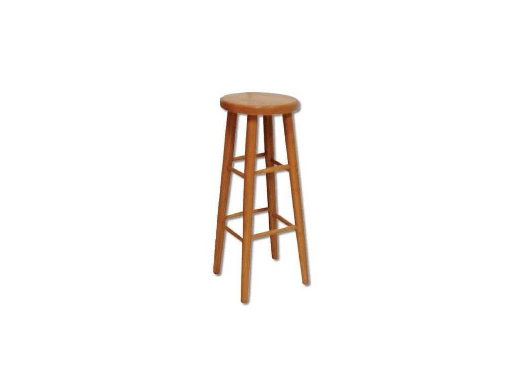 Drevená stolička BM240 buk