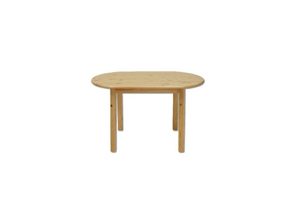 Drevený borovicový stôl BM106 115x75x75