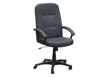 Kancelárske kreslo TC3 - 867 F, šedo-čierne