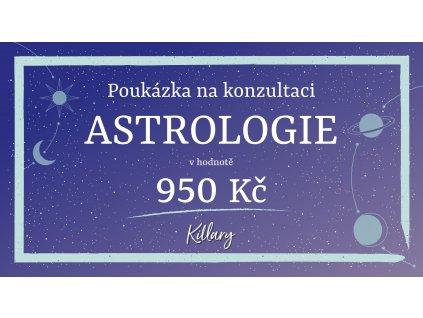 killary poukaz astrologie