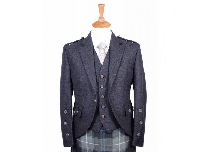 V BRLC Charcoal Arrochar Jacket and Vest 800x800