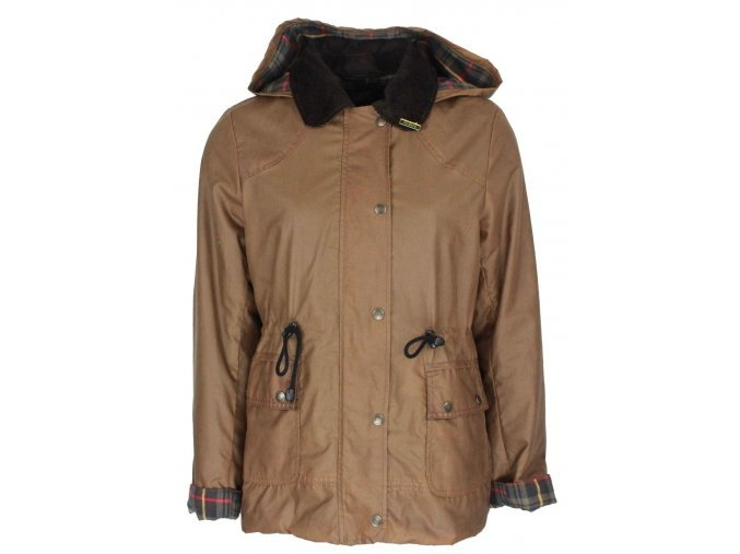W307 Fly weight womens SAND wax jacket 1293x1800 (1)
