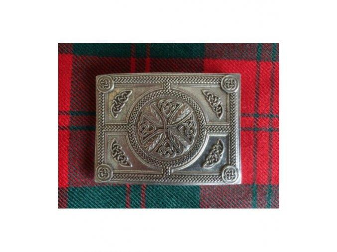 spona na opasek celtic cross