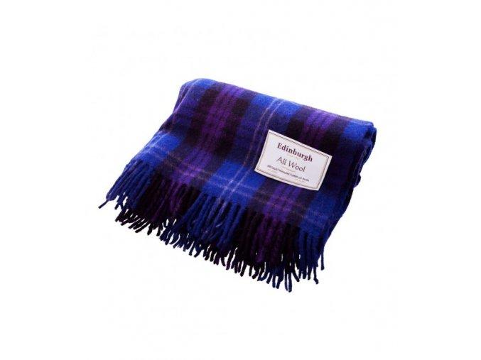 vlnena deka heritage tartan