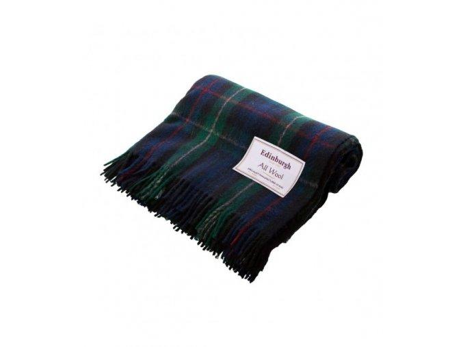 vlnena deka mckenzie tartan