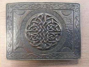 spona na opasek celtic knot m