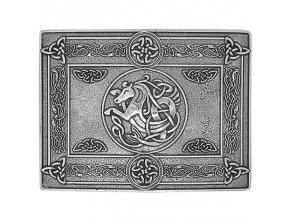 spona na opasek celtic horse keplie