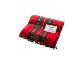 vlnena deka royal stewart tartan