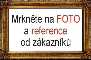 FOTO a reference od zákazníků
