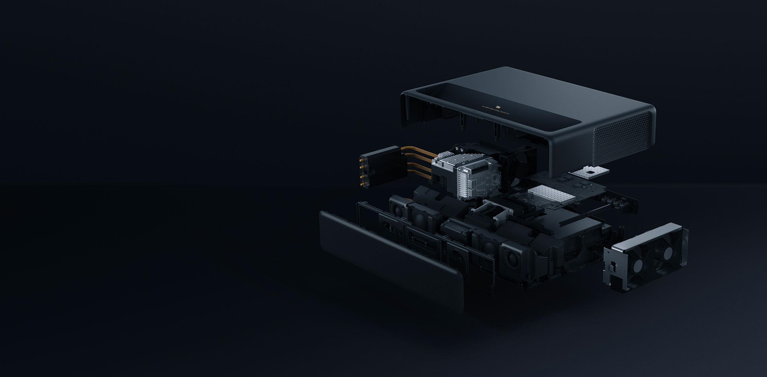 Mi 4K Laser Projector 150'' (20)