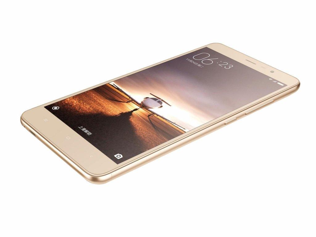 Xiaomi Redmi Note 3 Pro 16gb Gold Kimgroup