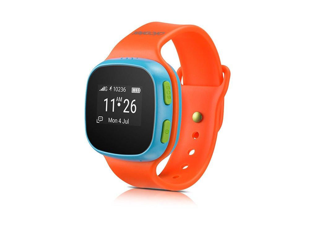 Alcatel Movetime Orange/Blue