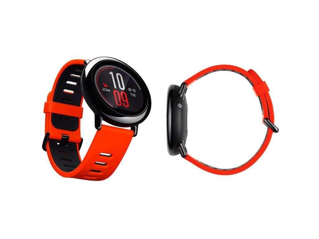 Xiaomi Amazfit Pace Red  + ZDARMA ochranná folie v hodnotě 99 kč