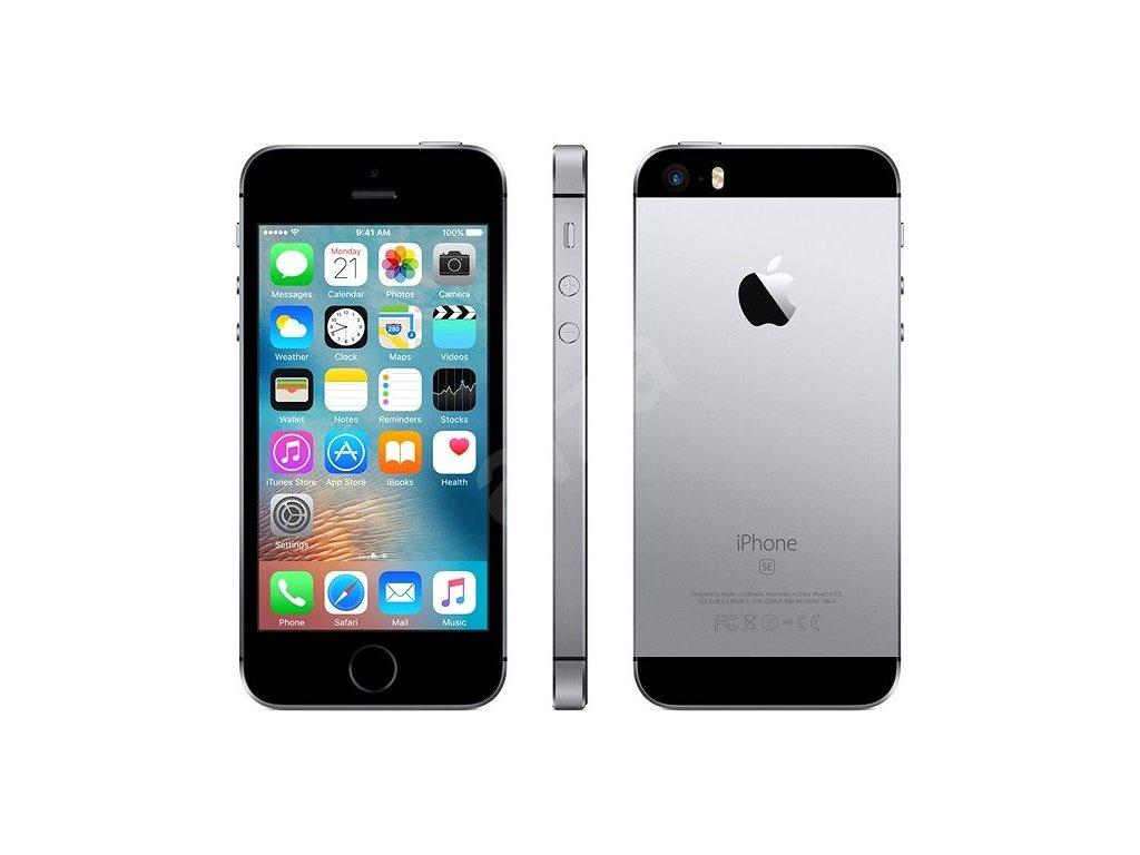 Apple Iphone Se 16gb Gray Kimgroup