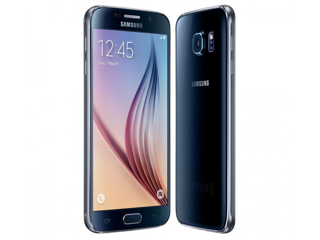 Samsung Galaxy S6 G920F 32GB Black