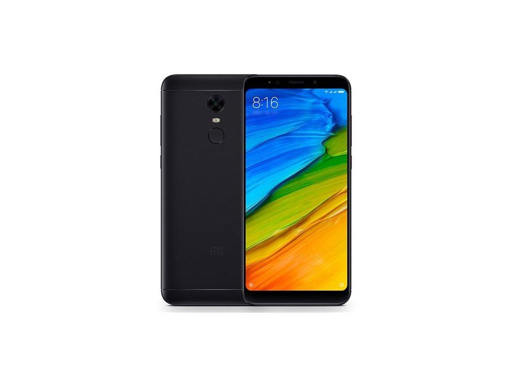 Xiaomi RedMi 5 Plus 64GB Global Black  + ZDARMA silikonové pouzdro