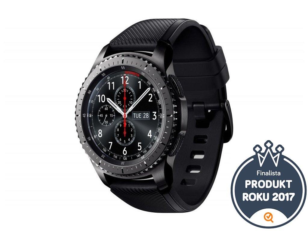 Samsung Gear S3 Frontier SM-R760 Black