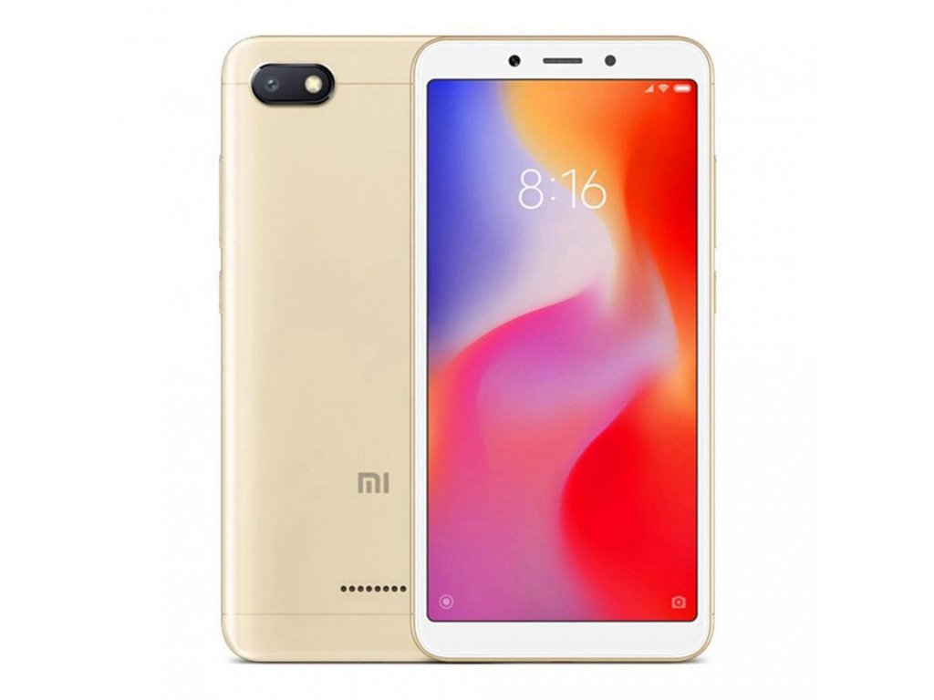 Xiaomi Redmi 6A 2GB/32GB Global Gold