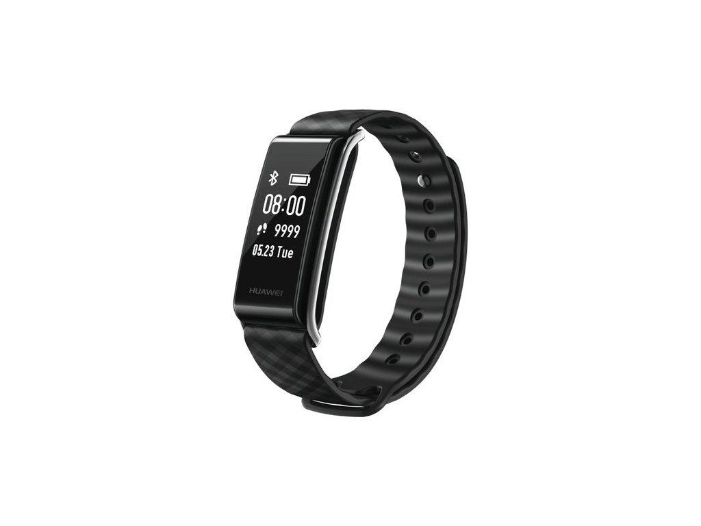 Huawei Color Band A2 Black  + ZDARMA ochranná fólie v hodnotě 99 kč