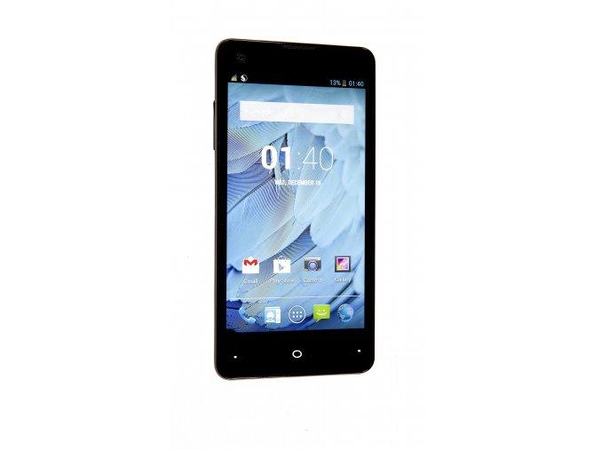 i-Mobile IQX SLIM 2  Dark blue - nemá češtinu