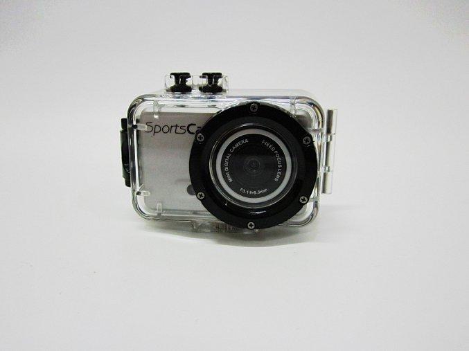 ActionCam HD silver