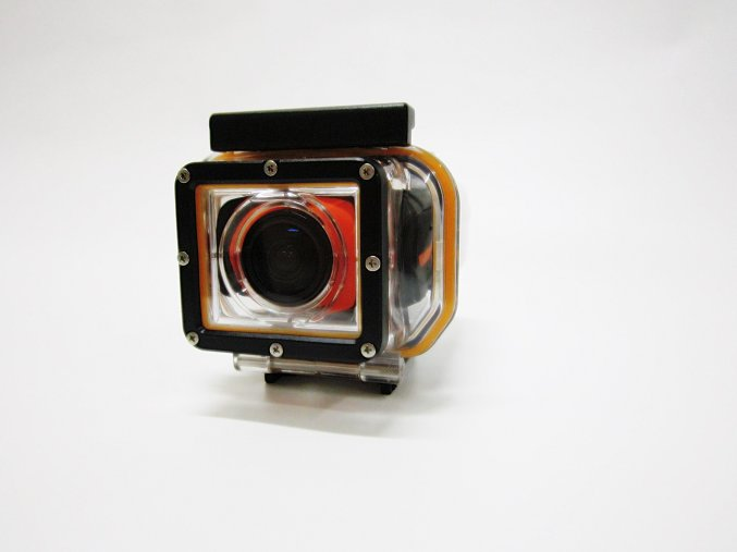 ActionCam FHD orange