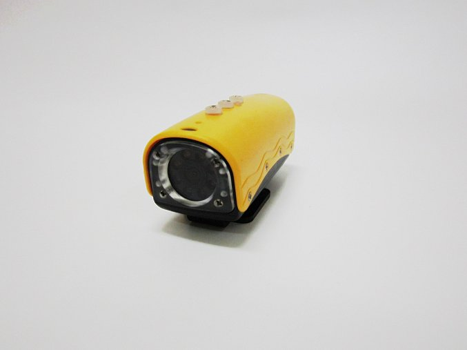 ActionCam S yellow