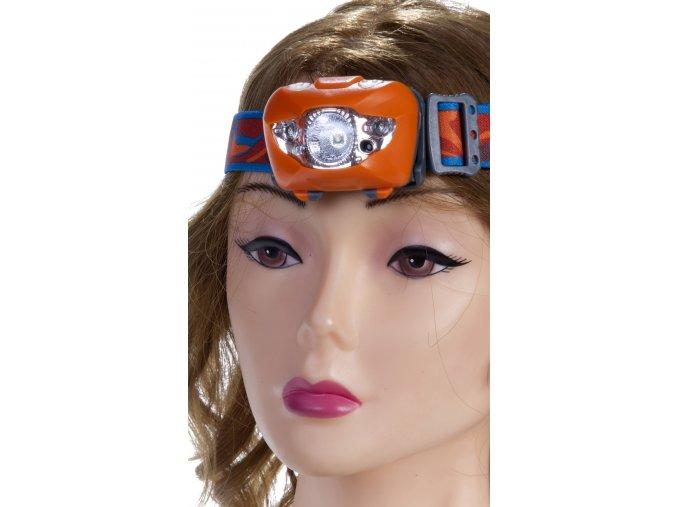 KG čelovka HP3A-S2 Orange