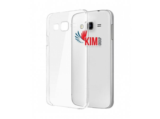 KG silikonové pouzdro Xiaomi Redmi Note 2 kouřové