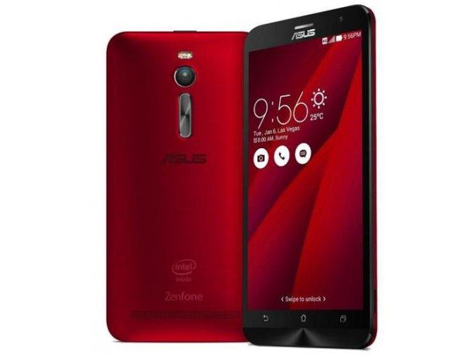 Asus Zenfone 2 Red 4GB/64GB - Bazarový telefon