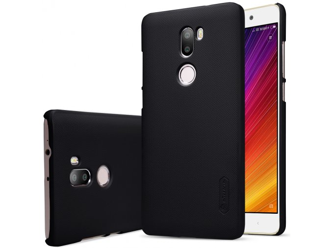 KG plastové pouzdro Xiaomi Mi5s Plus (4001) Black