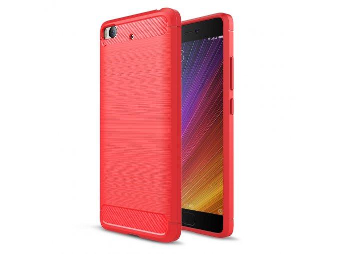 KG pouzdro Xiaomi Mi5s (1001) Red