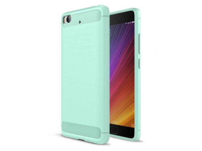 KG pouzdro Xiaomi Mi5s (1001) Cyan