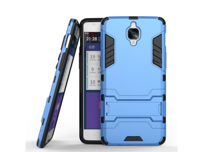 KG plastové pouzdro OnePlus 3 (4003) Blue