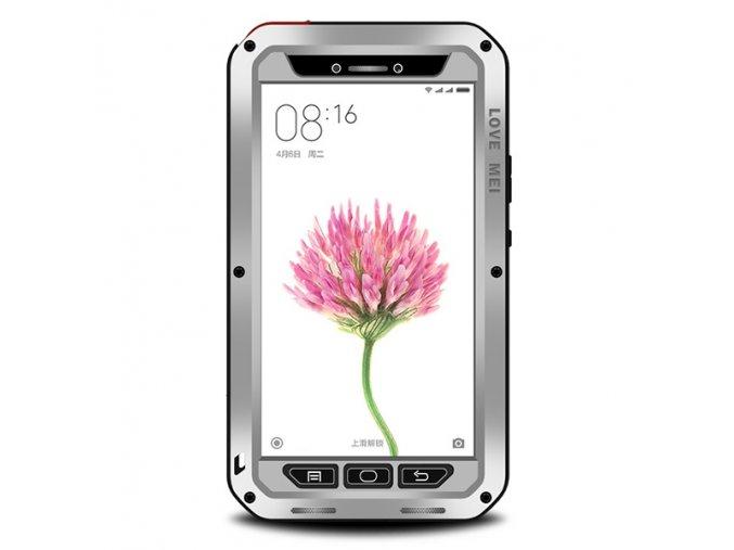 KG extra odolné pouzdro Xiaomi Mi Max (4001) Silver