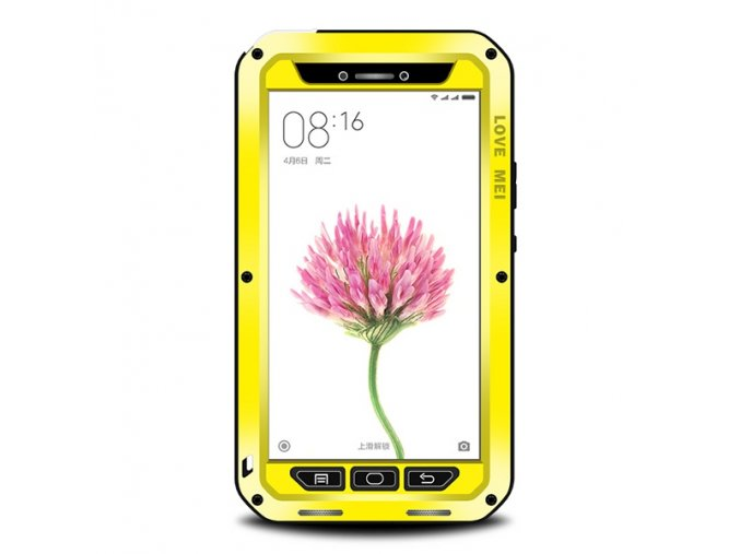 KG extra odolné pouzdro Xiaomi Mi Max (4001) Yellow