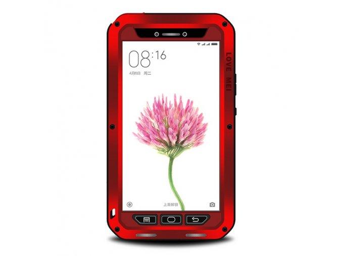 KG extra odolné pouzdro Xiaomi Mi Max (4001) Red
