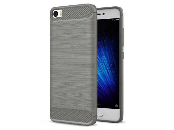 KG pouzdro Xiaomi Mi5 (1002) Grey