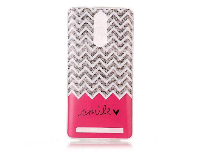 Silikonové pouzdro pro Lenovo K5 Note | Smile