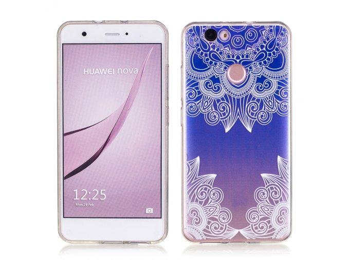 Silikonové pouzdro pro Huawei Nova   Pattern