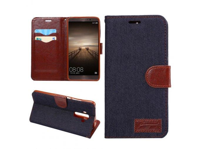 KG pouzdro Wallet Style Huawei Mate 9 (5006) Black