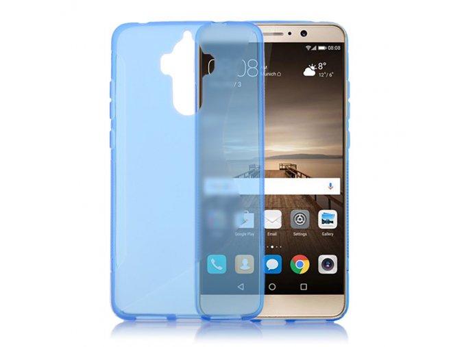KG pouzdro Huawei Mate 9 (1009) Blue