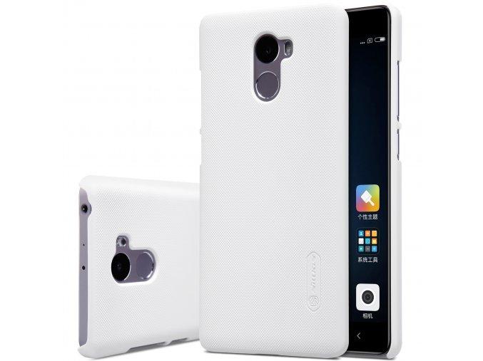 Pouzdro Nillkin Frosted Shield Xiaomi Redmi 4 White