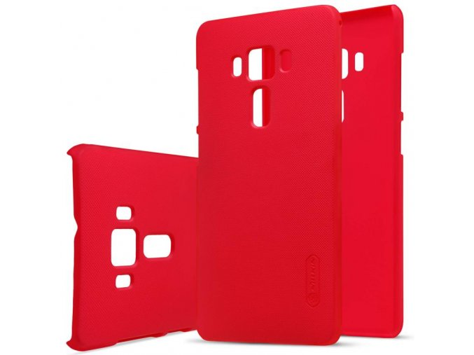 Pouzdro Nillkin Frosted Shield Asus Zenfone 3 Deluxe ZS570KL Red