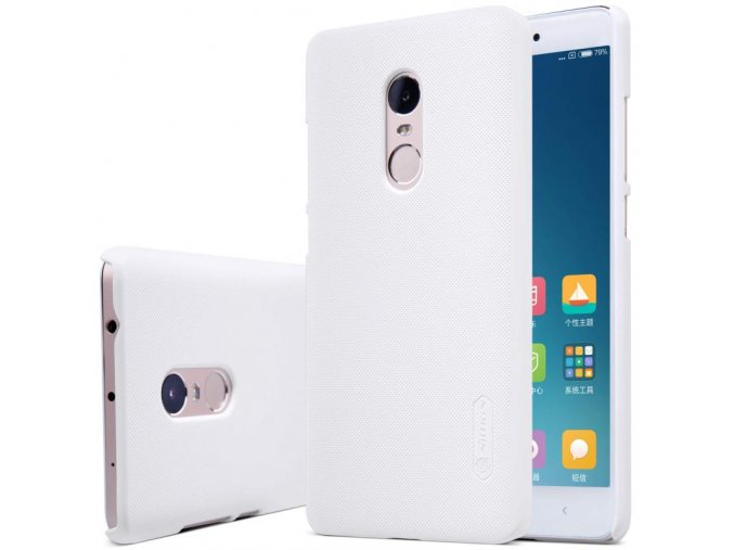 Pouzdro Nillkin Frosted Shield Xiaomi Redmi Note 4/4X White